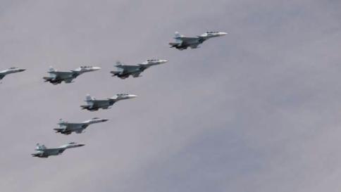 aerei russi siria