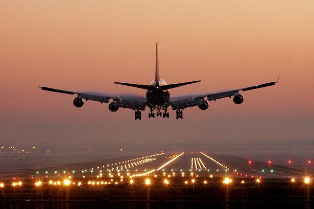 aereolinea svenimento