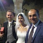 Nozze di Gabriele e Francesca